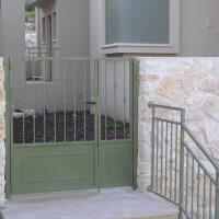 שער ברזל לבית