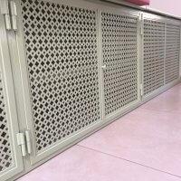 דלתות מרשת ברזל