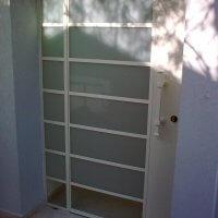 דלת מברזל פרופיל בלגי