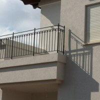 מעקה למרפסת מברזל