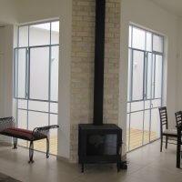 חלונות בלגיים איכותיים בבית פרטי