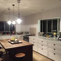 חלונות בלגיים במטבח