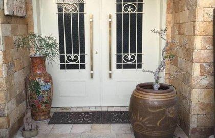 דלתות ברזל בלגי